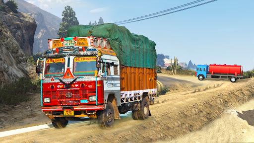 Cargo Indian Truck 3D 1.0 screenshots 5