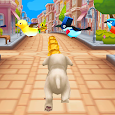 Pet Run - Puppy Dog Game apk