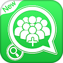 Friend Search Tool Simulator for Whatsapp Number icon