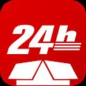 PChome24h購物 icon
