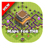 Maps for COC TH8 APK icon