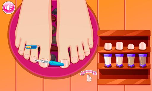 Princess Pedicure Nail Salon 1.0.10 screenshots 1