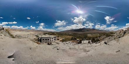 Photo: Spituk Monastery, Leh, Ladakh