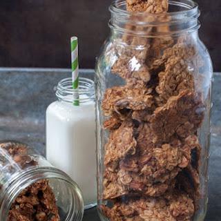 Coconut Granola Bark