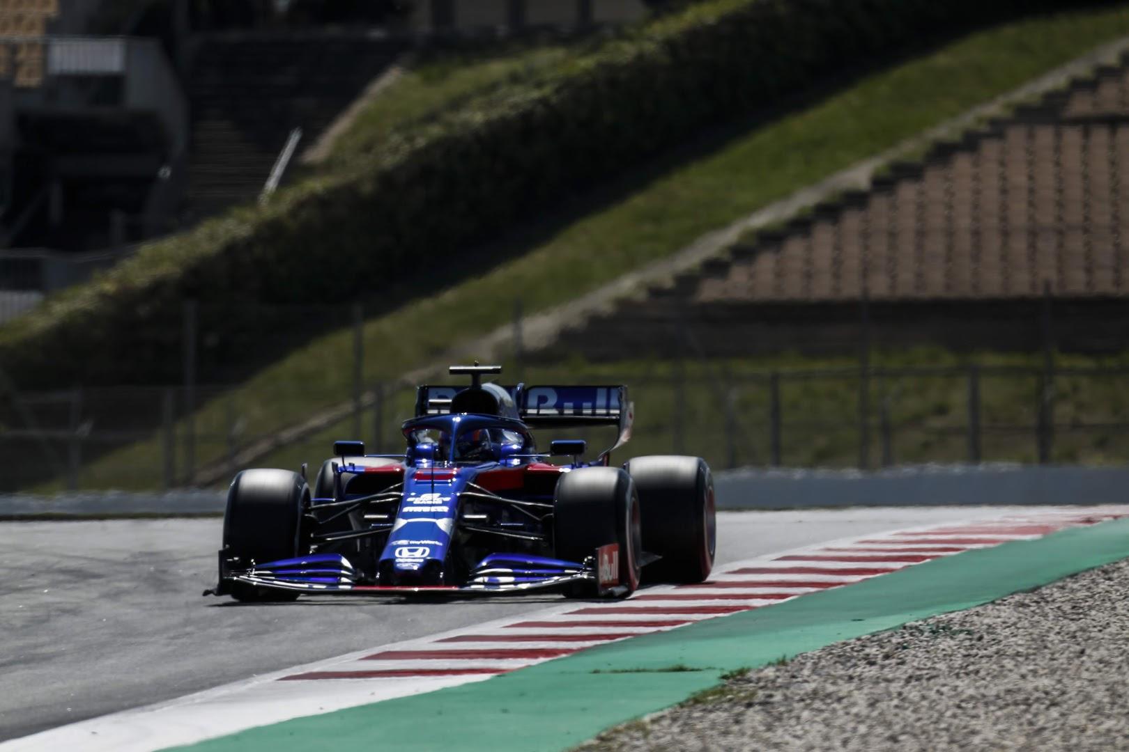 F1インシーズンテスト