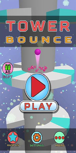 Tour Bounce Mania  captures d'écran 1