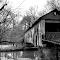 Kymulga Covered Bridge BW.jpg