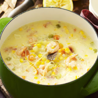 Hearty Shrimp Chowder