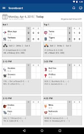 MLB.com At Bat Screenshot 14