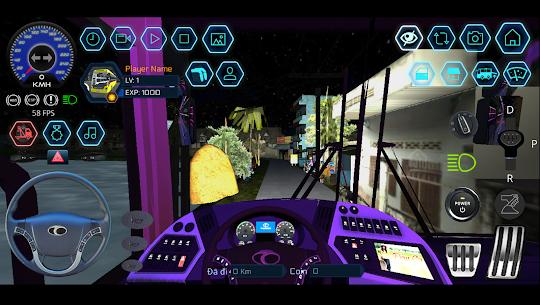Bus Simulator Vietnam MOD (Unlimited License) 2