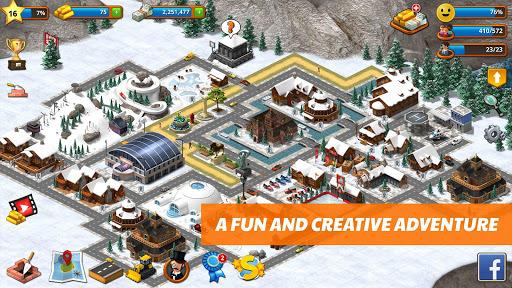 Tropic Paradise Sim: Town Building City Island Bay 1.0.10 screenshots 14