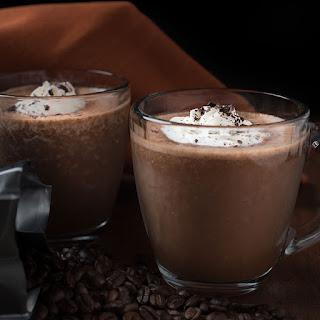 Chocolate Coffee Smoothie.