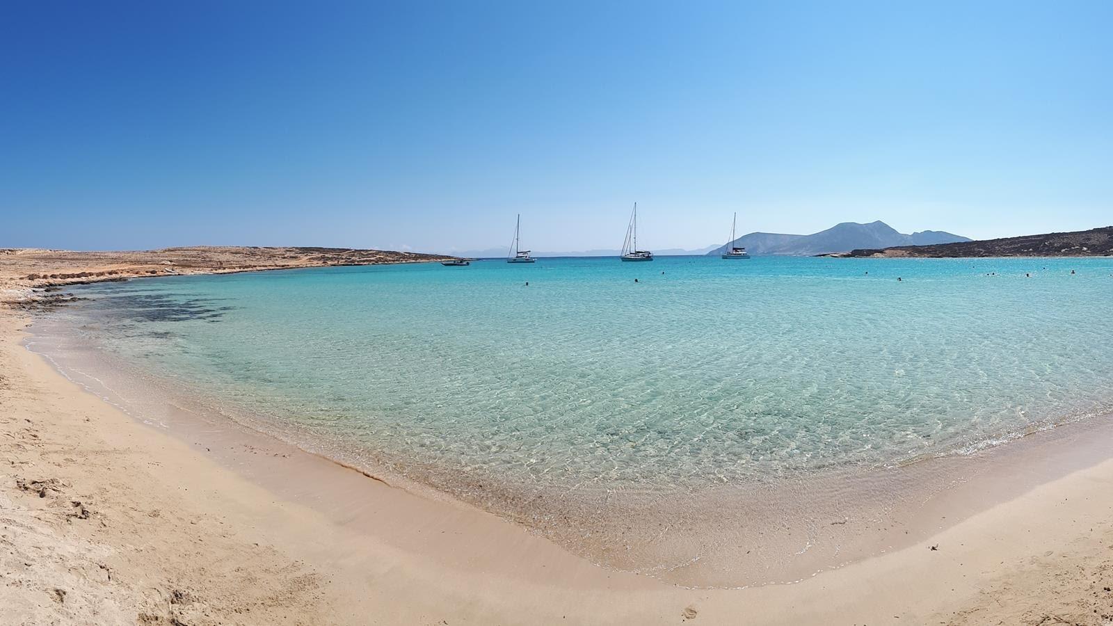 Koufonissi migliori spiagge