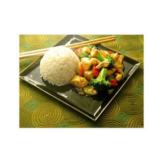 Cashew Chicken With Vegetables