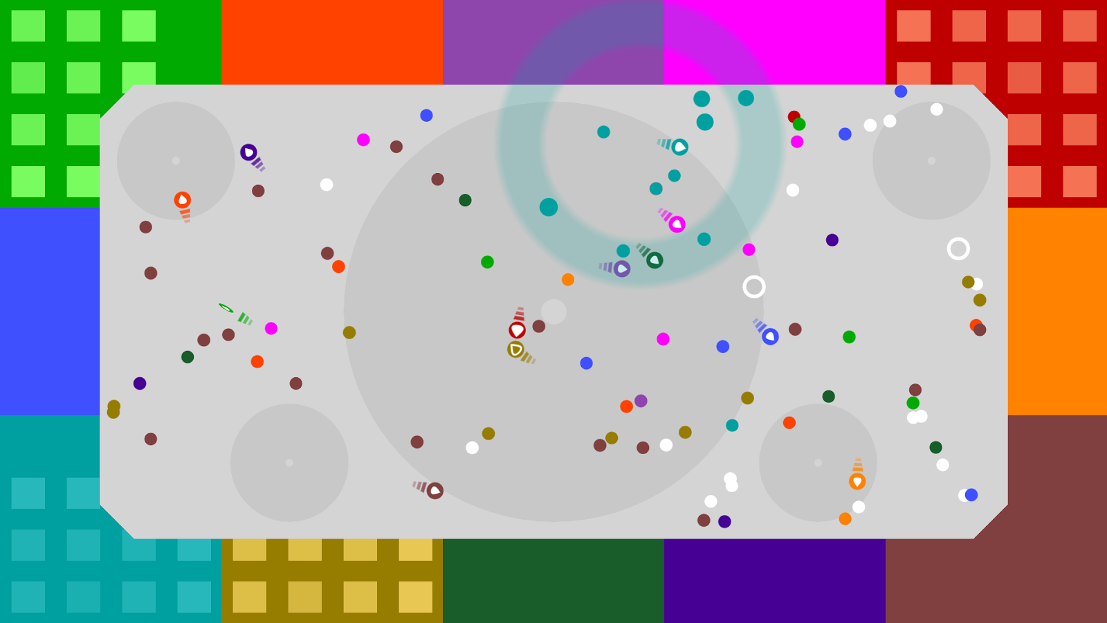 12 orbits ◦ 2,3,4...12 players- screenshot