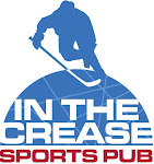 Logo for In The Crease Sports Pub