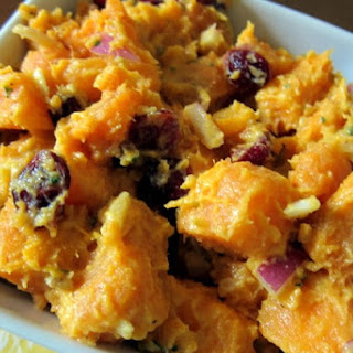 Curried Sweet Potato Salad.