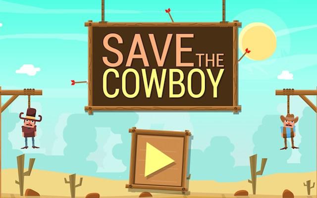 Save The Cowboy Friv Games