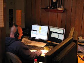 Photo: Mike N2NAR on V/UHF FM