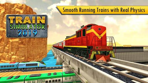 Train simulator 2019 - original free game screenshots 1