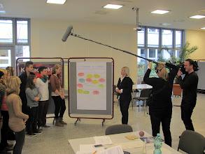 Photo: Das BINGO-Team des NDR vor Ort.