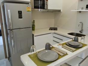 Photo: Kitchen / кухня The BeachFront