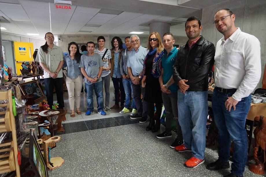 PRIVADOS DE LIBERTAD EXPUSIERON SUS PRODUCTOS EN FERIAS DE ARTESANÍA EN LA UCR Y EL INA