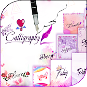 App calligraphy pens : caligrafia & logo maker APK for Windows Phone