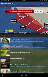 The Weather Channel Screenshot 17