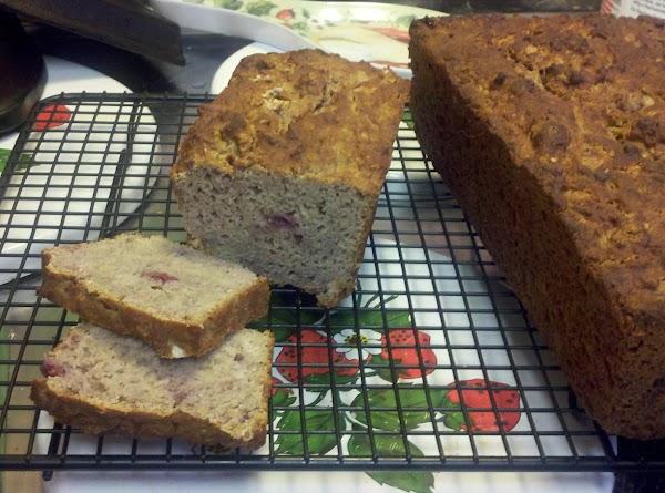 Berry-good-for-you Banana Bread Recipe