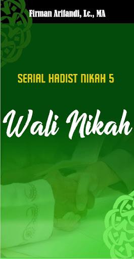 Serial Hadist NIkah 5 Wali Nikah - Pdf 4.0.0 screenshots 1