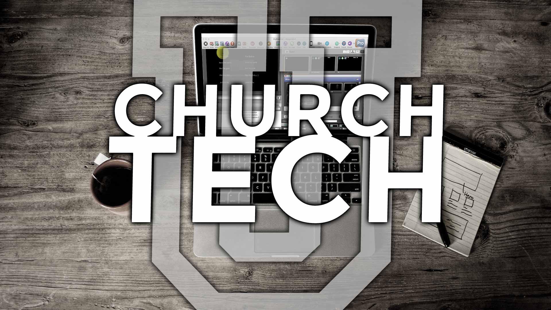 ChurchTechU
