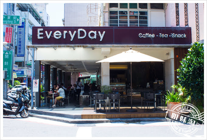 高雄EVERYDAY COFFEE中東店