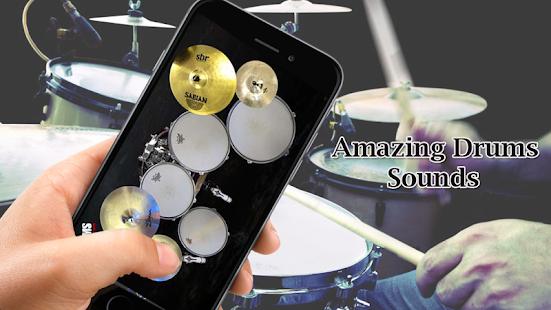 drum machine best drum pads apps on google play. Black Bedroom Furniture Sets. Home Design Ideas