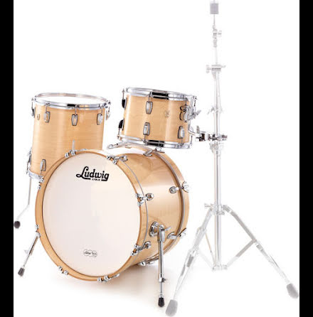 Ludwig Classic Maple - Natural Maple Gloss