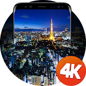 Night City Wallpapers 4K Android APK Download Free By Ultra Wallpapers