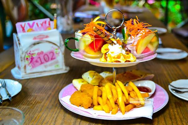 安妮公主花園-走進粉紅泡泡的香草花園,親子旅遊拍照打卡的台中景觀餐廳