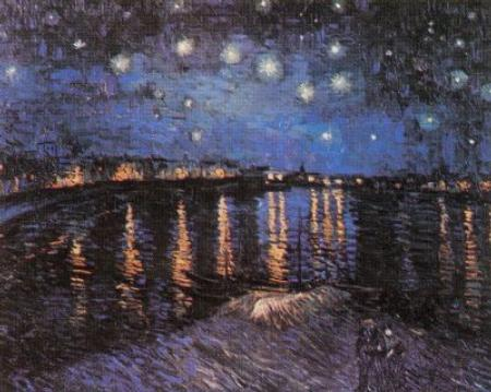 DRAWING AT DUKE: Dj Reeves- Vincent Van Gogh