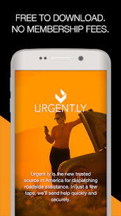 Urgent.ly Roadside Assistance- screenshot thumbnail