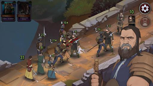 Ash of Gods: Tactics [Mod] Apk - Tro tàn của thần