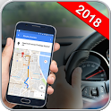 GPS Driving Navigation Maps & Live Earth View icon
