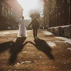 Wedding photographer Denis Vashkevich (shakti-pepel). Photo of 28.12.2018