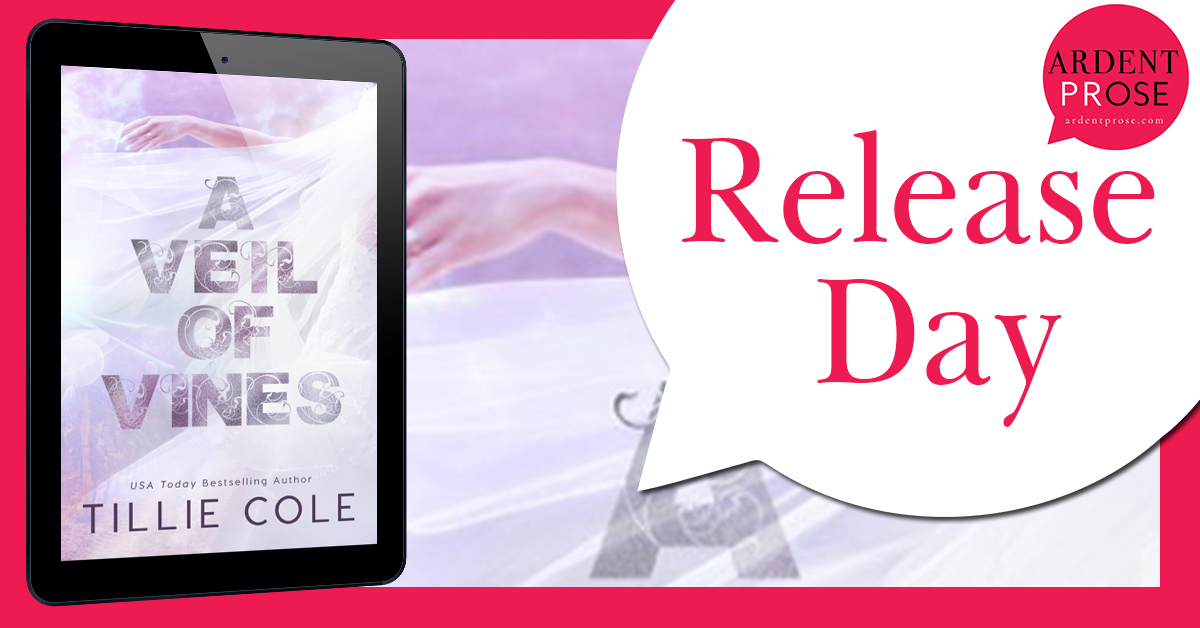 Release Blitz: A Veil of Vines by Tillie Cole