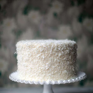Brown Betty Bakery Coconut Cake.