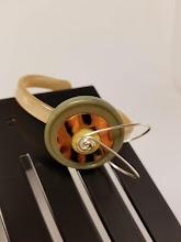 Photo: Unique Button Cuff Bracelet by The Vintage Jewel www.lorikirsch.com