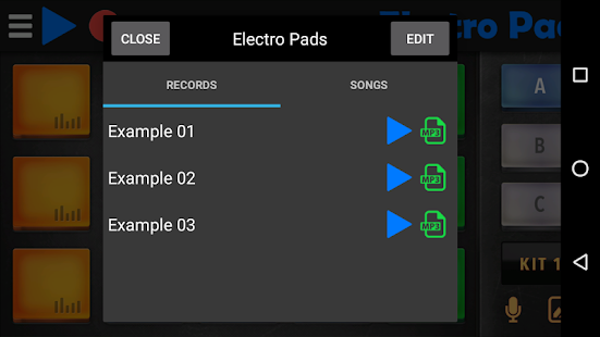Electro Pads for PC-Windows 7,8,10 and Mac apk screenshot 5