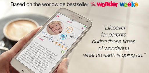 The Wonder Weeks app for Android screenshot