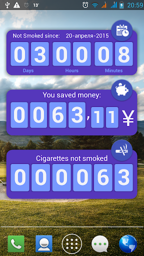 Quit Smoking Result