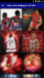 Kyle Lowry Wallpapers HD NBA - náhled