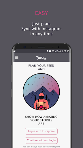 Garny - Preview Instagram feed 1.2.2 screenshots 1